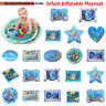 Baby Kids Water Play Mat Inflatable Infants Tummy Time Playmat Toy Playmat Gifts
