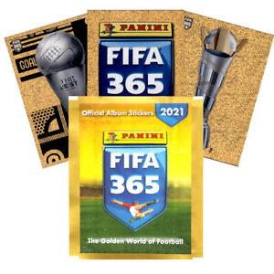 Panini FIFA 365 2021 Einzelsticker 1-244 zum aussuchen to choose
