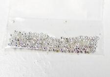 1 carat Loose Round Brilliant Diamonds 1.5 mm diameter @ 0.015 ct, G SI1/SI2