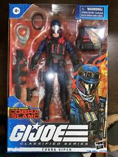 Gi Joe Classified Target Exclusive Cobra Viper