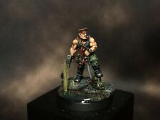 Sly Marbo - Catachan - Imperial Guard - Kill Team - Warhammer 40K - Pro Painted