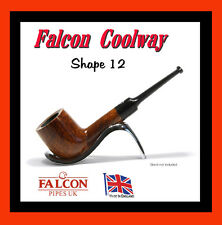 FALCON COOLWAY FILTER BRIAR PIPE (SHAPE No 12)