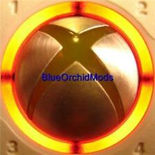 XBOX 360 Ring of Light MOD KIT ROL 5 Red Orange LED