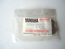 YAMAHA  5 PACK OEM COPPER WASHER PART# 90201-08087