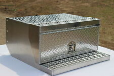 Peterbilt Chain Box  Toolbox--- Aluminum Step