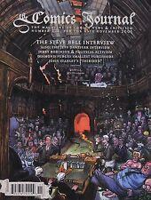 THE COMICS JOURNAL n.272  November 2005