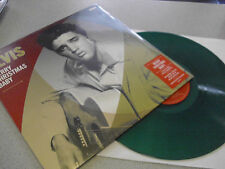 "Elvis Presley - Merry Christmas Baby - LIMITED EDITION LP ""HOLIDAY GREEN"" Vinyl"