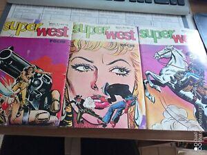 Super West 1977 N 1, 2, 4   1 été Série