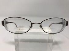 94d14efed099 Elizabeth Arden Eyeglasses 52-17-130 Gold Metal Frame China Full RimU79