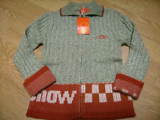Cardigan Maglione bambino 4 5 anni in lana color verde Euro 46,90 NUOVO!