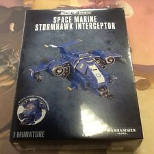 40K Warhammer Stormhawk Interceptor - Stormtalon Gunship Box New Sealed