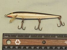 Vintage Rapala Original Floating Kelleva Fishing Lure, Hopea Silver 11-3 w/box