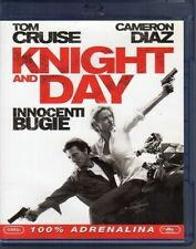 Blu-ray  KNIGHT AND DAY INNOCENTI BUGIE