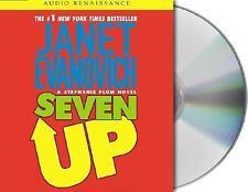 Stephanie Plum Novels: Seven Up 7 by Janet Evanovich (2005, CD, Abridged)