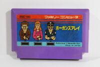 Hogan's Alley Light Gun Shooter Nintendo FC Famicom NES Japan Import F2497