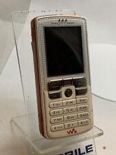 Sony Ericsson Walkman W800i - White (Unlocked) Mobile Phone Read Listing