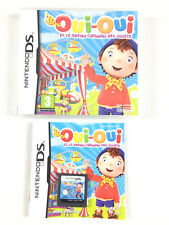 Oui-Oui et Le Grand Carnaval des Jouets DS / Jeu Sur Nintendo DS, 3DS, 2DS, New