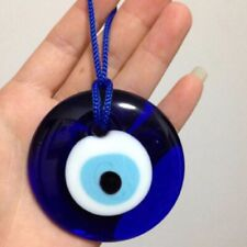 Turkish Blue Glass Evil Eye Lucky Wall Home Car/Office Amulet Protection Decor
