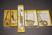 RF9/T3] Petit BRAWA Lampes Set S. Image / Il P. Ex. 4527 - 4526 Etc. Ovp