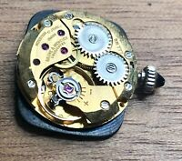 Baume And Mercier Manual Winding BM777 Movement & Dial Non Working