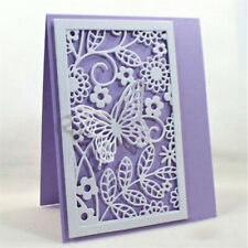 Butterfly Cutting Die Stencil DIY Scrapbooking Embossing Paper Card Album Photo