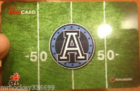 2014 Toronto Argonauts (FD41762) Tim Hortons gift card (no cash value) 364