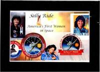 Sally Ride First US Women in Space FDC Digital Cancel DJSPhotoCollages Cachet
