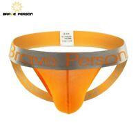 BRAVE PERSON Men's Sexy Thong Cotton Men Underwear Briefs S-XL