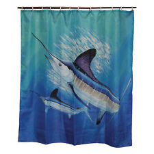 River's Edge Products Shower Curtain - Guy Harvey
