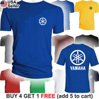 Yamaha Factory Racing T-Shirt Banshee YZ 80 85 125 250 450 R1 R6 FZR Raptor Team