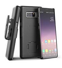 Encased DuraClip Belt Holster Case w/ Clip for Samsung Galaxy Note 8 (Black)