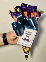 Cadbury Chocolates Bouquet Gift Hamper for Father's Day, Dad Him Birthday