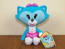 """Julius Jr Sheree 7"""" Plush Buddies Stuffed Doll Raccoon Toy Nick Jr *NEW W/ TAGS*"""