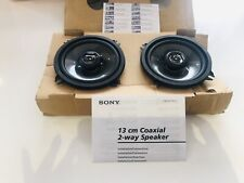 Sony XS-A1327 2 Way Speaker 13cm Diameter 130w Xplod BMW Citroen Mercedes Vauxha