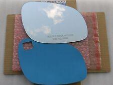 710RC 02-06 PORSCHE CAYENNE Mirror Glass Passenger Side RH +ADHESIVE *SEE NOTES*