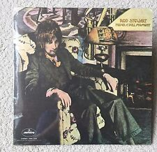 """Factory Sealed-ROD STEWART- """"Never A Dull Moment""""-Mercury SRM1 646-1972 Release"""