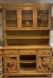 Rooster Hutch- Country / Farmhouse Style