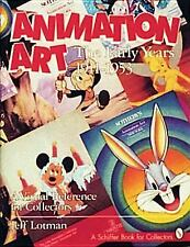 Animation Art: The Early Years, 1911-1953 (Schiffer Book for Collectors), , Smit