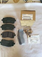 GENUINE SUBARU FORESTER LEGACY FRONT BRAKE PAD KIT 2001-2009