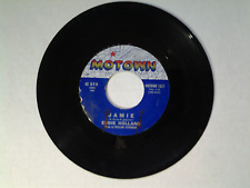 "Eddie Holland 45 rpm ""Jamie"" MOTOWN 1021 SHORT VERSION  (2:15)"