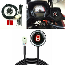 Motorcycle LED Gear Shift Indicator Red Plug&Play for Kawasaki Versys 650 1000