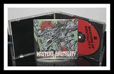 MASTERS OF BRUTALITY 2 1992 FNAC MONSTROSITY ASPHYX CADAVER NOCTURNUS SARCOFAGO