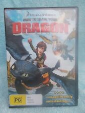 HOW TO TRAIN YOUR DRAGON  DVD PG R4