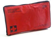 ORIGINAL AUDI A4 A6 Auto Sac de premiers secours Trousse de premiers soins