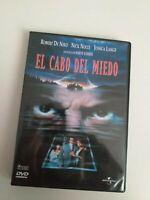 DvD  EL CABO DEL MIEDO CON ROBERT DE NIRO
