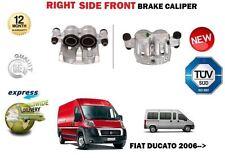 PER FIAT DUCATO 2.0D 2.3 D 3.0D Multijet 2006- > NUOVO ANTERIORE DX Pinza Freno