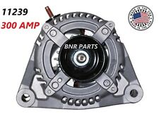 300 AMP 11239 Alternator Dodge RAM NEW High Output HD 6.7L 1500 2500 3500
