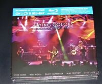Flying Colors Second Fligh : Live At The Z7 Doble CD + blu ray En Digipak Nuevo
