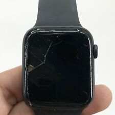 Apple Watch Series 5 44mm CRACKED SCREEN Cellular & GPS Screen Doesn't Come On
