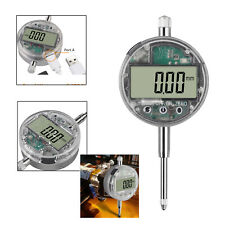 Digital Dial Indicator Clock Dti Gauge Probe Range Touch Switch Ampusb Power Cable